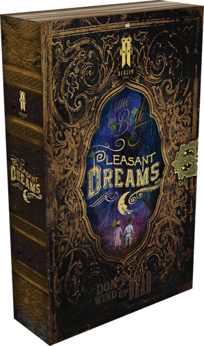 Pleasant Dreams: A Card Game of Nightmares