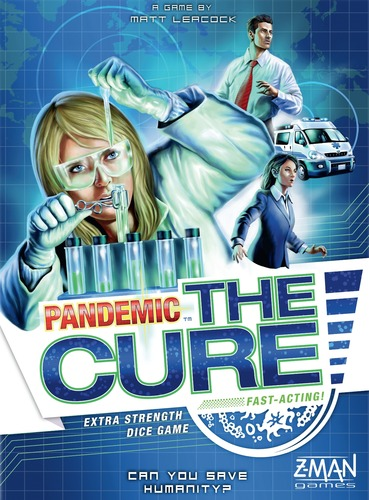 game box pandemic the cure