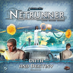 Netrunner: Data and Destiny