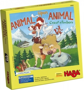 Animal Upon Animal Crest Climbers