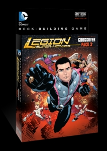DC Comics Deck Building Game: Crossover Pack #3, Legion of Super-Heroes