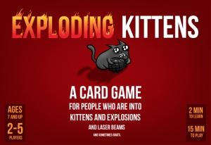 (BlackBox) - Exploding Kittens - Original Edition