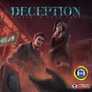 Deception: Murder in HK