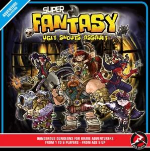Super Fantasy: Ugly Snouts Assault