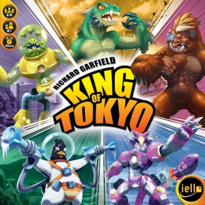 King of Tokyo (2016 edition)