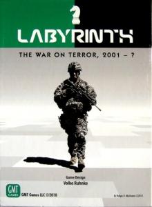 Labyrinth: War on Terror (3rd Printing)