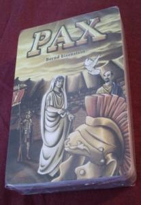 Pax/Pergamemnon Expansion