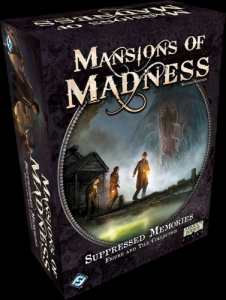 Mansions of Madness (2nd Edition) - Supressed Memories