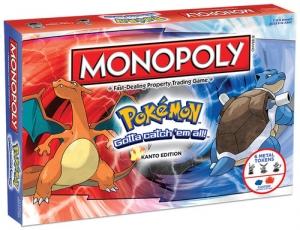 Monopoly: Pokemon Kanto