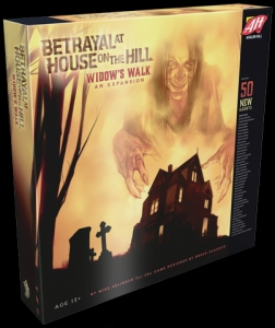 Betrayal at the House on the Hill: Widows Walk