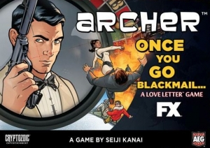 Love Letter: Archer Clamshell