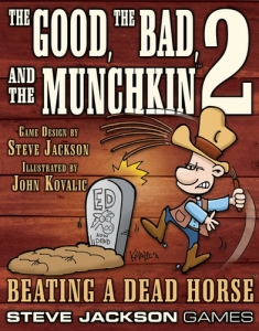 Munchkin The Good, The Bad, and The Munchkin 2