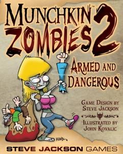 Munchkin Zombies 2