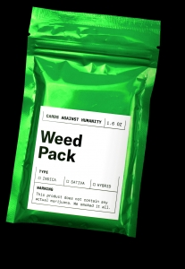 Cards Against Humanity: Weed Foil Pack