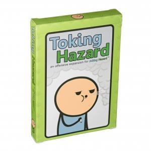 Joking Hazard: Toking Hazard (Expansion)