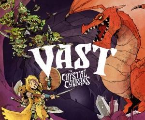 Vast: The Crystal Caverns