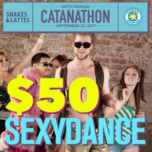 $50 - SEXYDANCE (Catanathon)