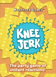Knee Jerk: The Party Game of Instant Reactions