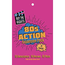 Buy the rights: 80's Action Expansion Pack