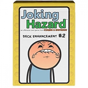 Joking Hazard: Deck Enhancement #2 (Expansion)