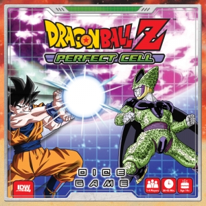 Dragon Ball Z Perfect Cell