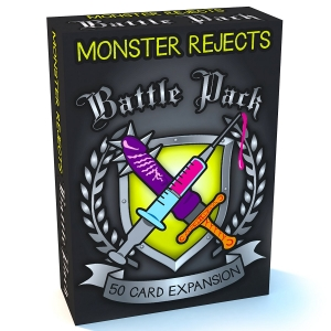Monster Rejects Expansion