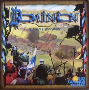 Dominion - 1st Edition