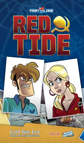 Red Tide: Paint the Line