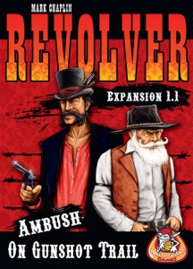 Revolver 1.1: Ambush on Gunshot Trail