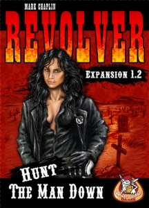 Revolver 1.2: Hunt The Man Down
