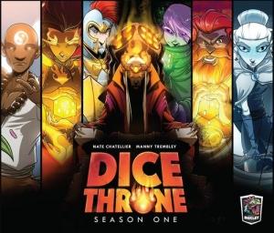 Dice Throne - Season 1
