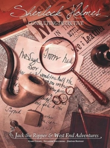 Sherlock Holmes: Jack the Ripper & West End Adventure