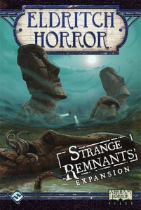Eldritch Horror: Strange Remnants