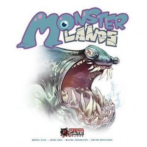 Monster Lands Retail English