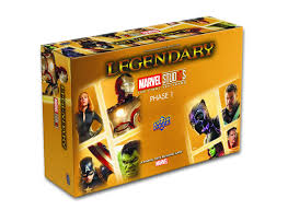 Legendary: Marvel Studios 10th Anniversary Edition - Phase One