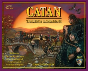 Catan: Traders & Barbarians (4th Edition)