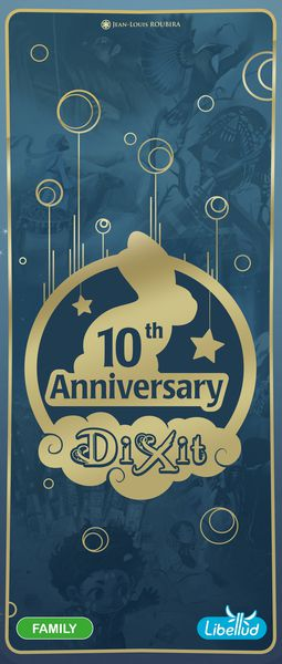 Dixit - 10th Anniversary Edition