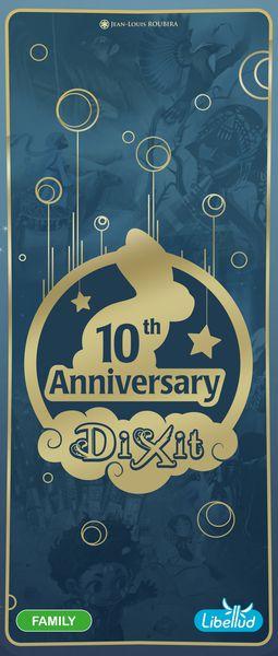 Dixit - 10th Anniversary Edition