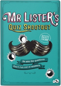 Mr Lister's Quiz Shootout