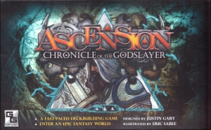 Ascension: Chronicles of the God Slayer