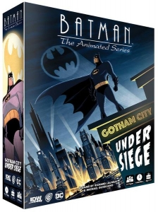 Batman Animated Series Gotham Under Siege