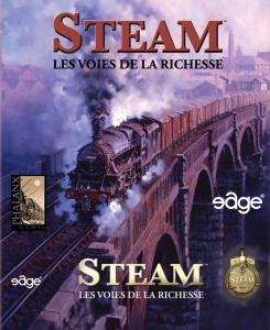 Steam: Les Voies de la Richesse (FR)