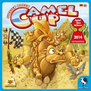 Camel Up - First Edition